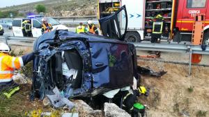 Accidente en Sisante, Cuenca