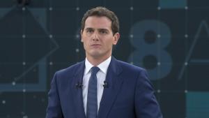 Albert Rivera ha qualificat de «nazi» durant el debat electoral de RTVE