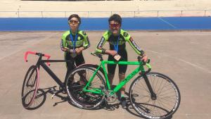 Alonso Miras i Aitor Rueda, sent els únics representants de Terrassa als Campionats de Catalunya de ciclisme en pista