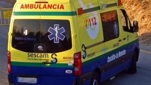 ambulancia Guadalajara