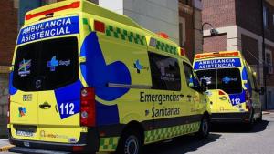 Ambulancias de Emergencias Sanitarias 112 Castilla y León