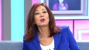 Ana Rosa Quintana ha dado su apoyo a Carmen Borrego