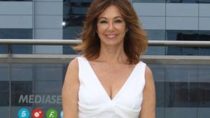 Ana Rosa Quintana rep el secretari general de Vox