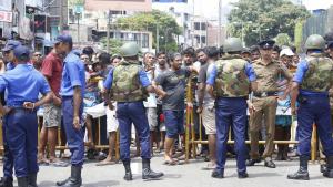 Atentados en Sri Lanka
