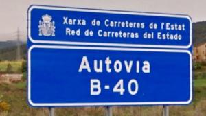 Autovia B-40