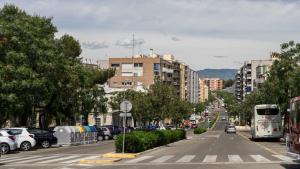 Avinguda de Catalunya a Tarragona