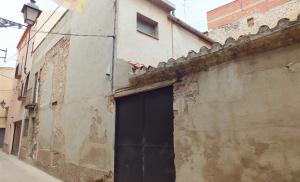 Cal Masip, de Montblanc, és l'immoble on s'ubicarà el futur Centre d'Interpretació del Patrimoni