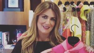 Carlota Corredera ya tiene diseñador para su vestido
