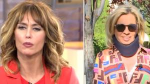 Carmen Borrego reaparecía en 'Viva la Vida'