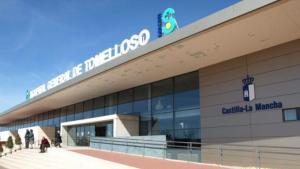 Centro hospitalario de Tomelloso, en el que se ha producido la agresión