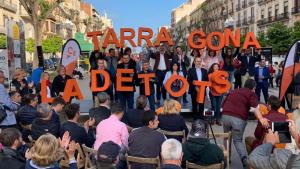Ciutadans estrena eslògan per a les eleccions municipals de Tarragona