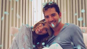 David Bisbal i Rosanna Zanetti