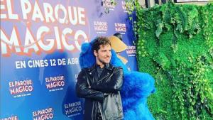 David Bisbal pone voz y banda sonora en 'El parque mágico'
