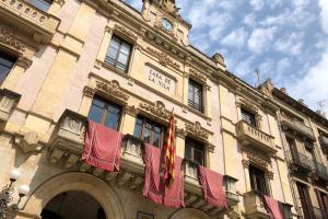 Diada de Sant Jordi 2019 a Valls