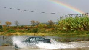 Durante la madrugada y mañana del lunes las lluvias pueden seguir torrenciales en la Comunidad Valenciana