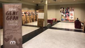 El Centre de Lectura de Reus acull l'exposició de Mémora, 'Gent gran. Font de saviesa' fins al 20 d'abril