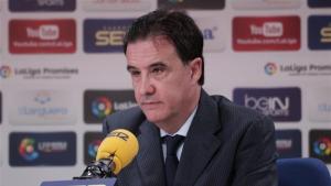 El comentalista deportivo, José Ramón de la Morena