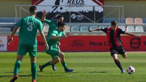 El filial del CF Reus B buscarà sorprendre el Prat, segon classificat