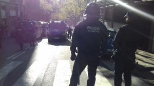 El grup hauria realitzat 70 robatoris amb força a domicilis de Barcelona i la zona metropolitana