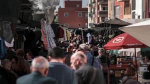El mercadet de Bonavista ha perdut almenys 30 paradistes en 6 anys segons l'Ajuntament de Tarragona.