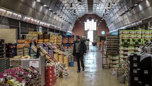 El Mercat del Camp és el centre neuràlgic del comerç a l'engròs de fruites i verdures