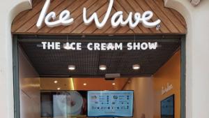 El nou local d'Ice Wave al carrer de la Font Vella