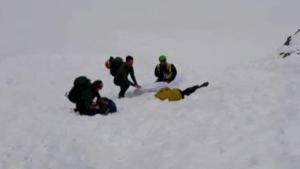El rescat del muntanyenc mort ha tingut lloc a la comarca de la Val d'Aran.