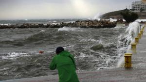 El temporal de vent i de mar serà important aquest Divendres Sant