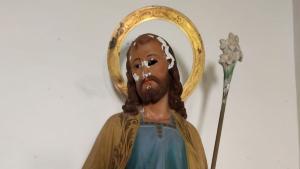 Els fets es van descobrir el passat dissabte 13 d'abril a l'ermita de la Foia
