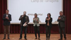 ERC presenta els candidats a l'alcaldia a la regió de Tarragona