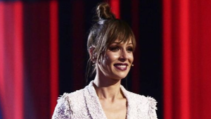 Eva González en la semifinal de 'La Voz'