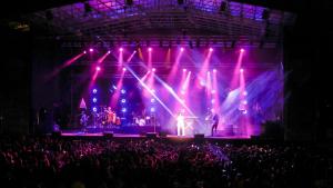 FIMC 2018 | Les imatges del concert de Bunbury a Cambrils