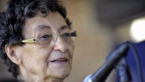 Francisca Aguirre ganó el Premio Nacional de las Letras en 2018