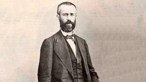 Gabino Barreda, uno de los filósofos mexicanos más influyentes.
