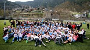 Gerard Piqué impulsa la vessant més social del FC Andorra.