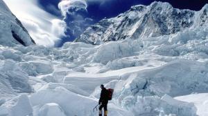 Gran part del gel de l'Himàlaia es desfarà abans del 2100 per l'escalfament global