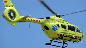 Helicòpter sanitari