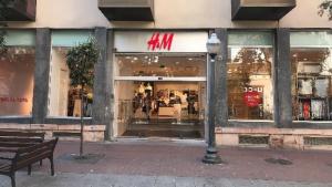 H&M, un dels comerços més coneguts del Carrer Major