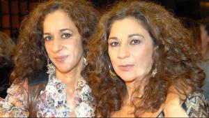 Imagen de archivo de Lolita y Rosario Flores