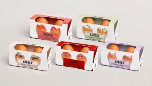 Imagen de la variedad de sabores de Koroko