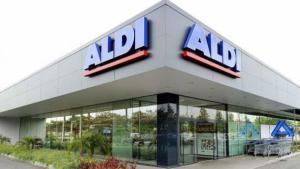 Imagen de uno de los supermercados de Aldi