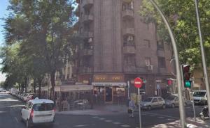 Imagen del edificio donde ha tenido lugar la tragedia