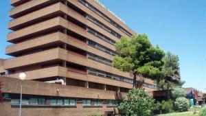 Imagen del Hospital General de Albacete