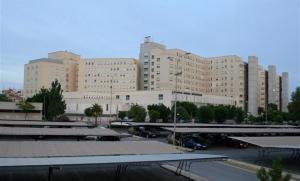 Imatge d'arxiu de l'Hospital General d'Alacant
