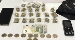 Imatge de les bossetes de marihuana