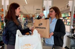 Imatge de les noves bosses de Consum
