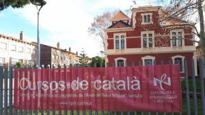 Imatge del Centre de Normalització Lingüística de l'Àrea de Reus Miquel Ventura.