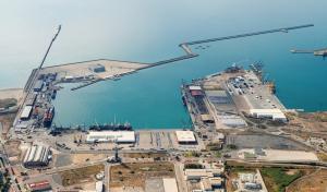 Imatge del Port de Sagunt