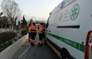 Intervenció del Servei d'Assistència Sanitària durant les festes de la Magdalena a Castelló