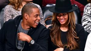 Jay Z y Beyonce, dos famosos que se han declarado veganos.